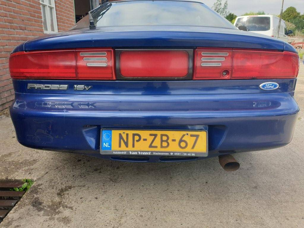 Ford Probe GT (5)
